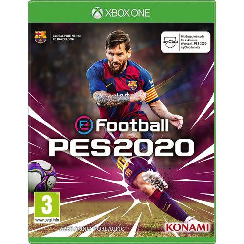 Jogo PES 2020 - Xbox One