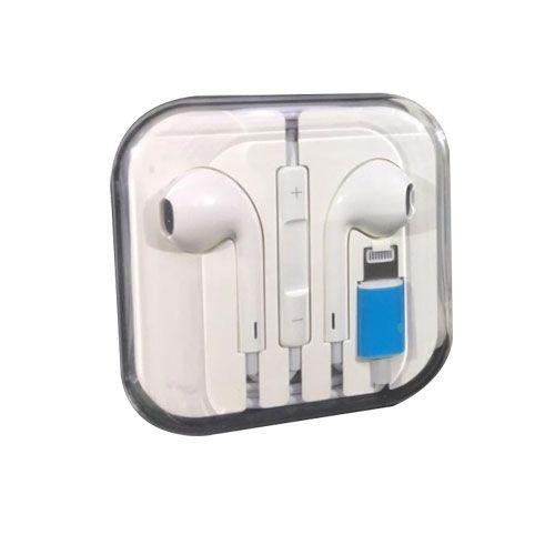 Fone de Ouvido Kingo com Microfone - iPhone 7/8