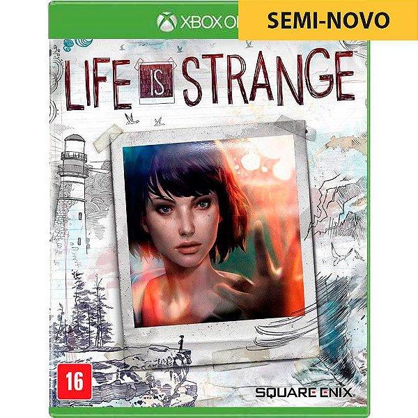 Jogo Life is Strange - Xbox One Seminovo