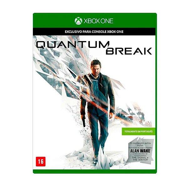 Jogo Quantum Break - Xbox One Seminovo