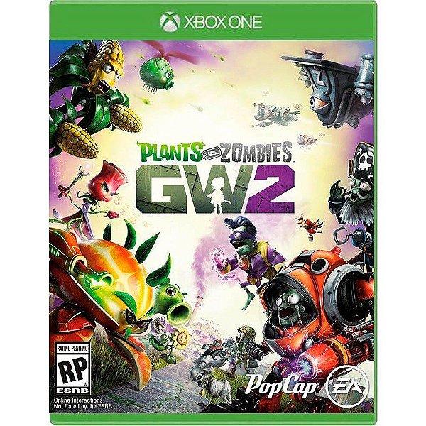 Jogo Plants Vs Zombies Garden Warfare 2 - Xbox One