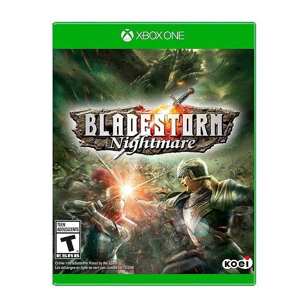 Jogo Bladestorm Nightmare - Xbox One