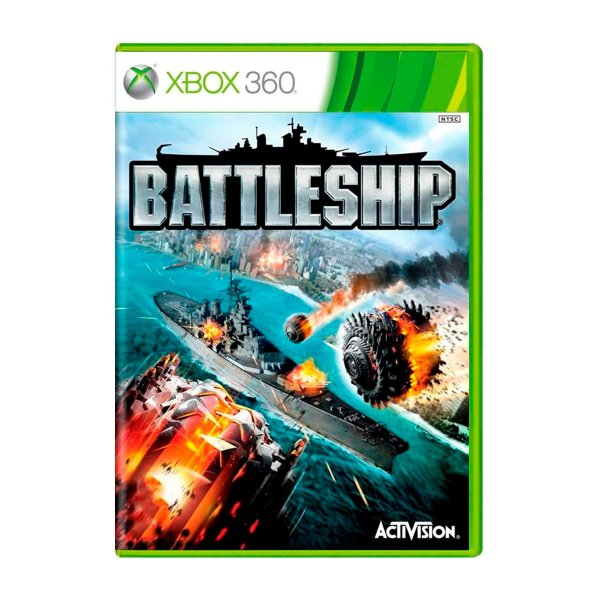 Jogo Battleship - Xbox 360 (Seminovo)