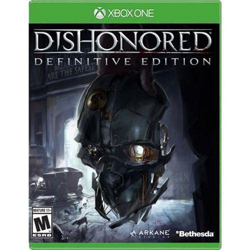 Jogo Dishonored Definitive Edition - Xbox One Seminovo