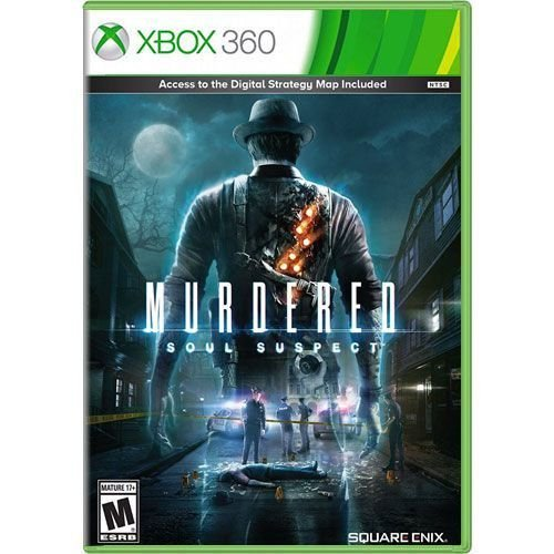 Jogo Murdered Soul Suspect - Xbox 360