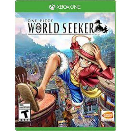 Jogo One Piece World Seeker - Xbox One Seminovo