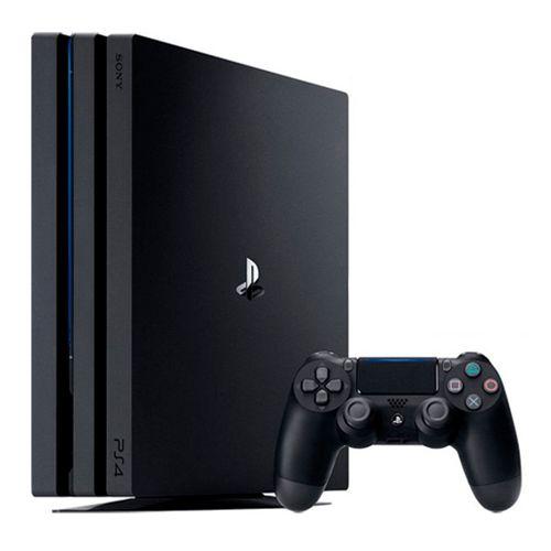 Console PS4 Pro 1TB Preto