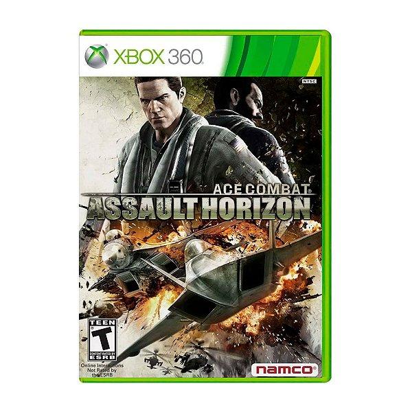 Jogo Ace Combat Assault Horizon - Xbox 360 Seminovo
