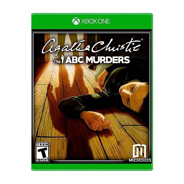 Jogo Agatha Christie The ABC Murders - Xbox One