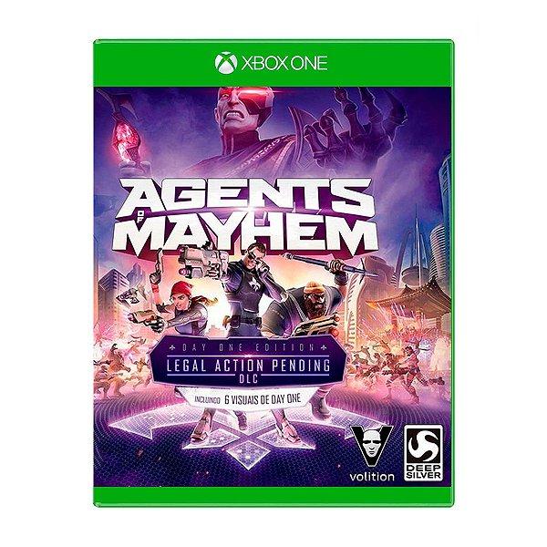 Jogo Agents of Mayhem - Xbox One