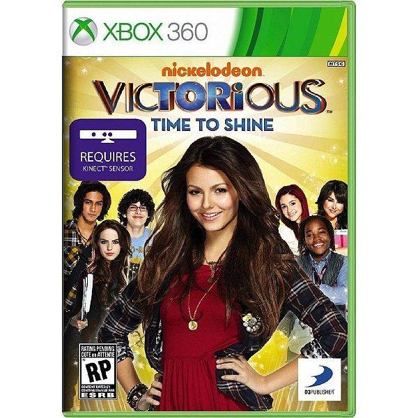 Jogo Victorious Time To Shine - Xbox 360