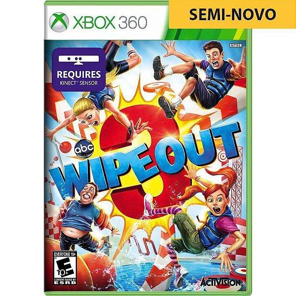 Jogo Wipeout 3 - Xbox 360 (Seminovo)