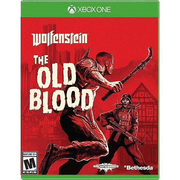 Jogo Wolfenstein The Old Blood - Xbox One
