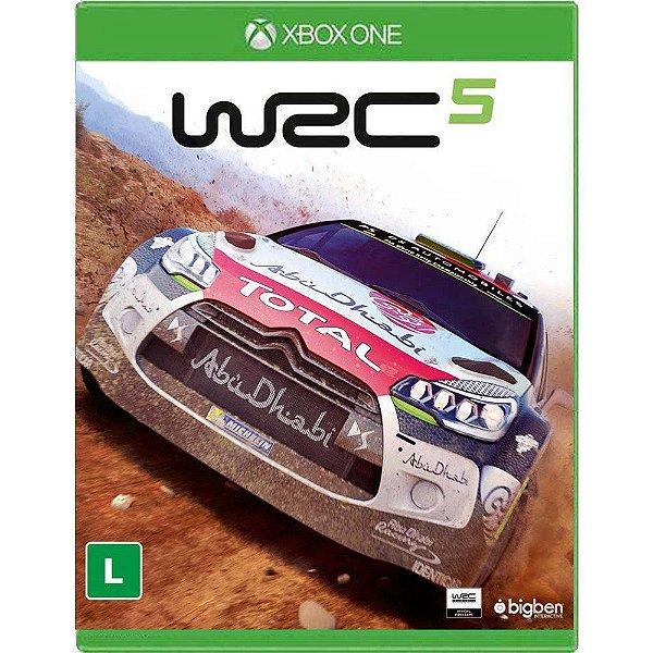 Jogo WRC 5 - Xbox One