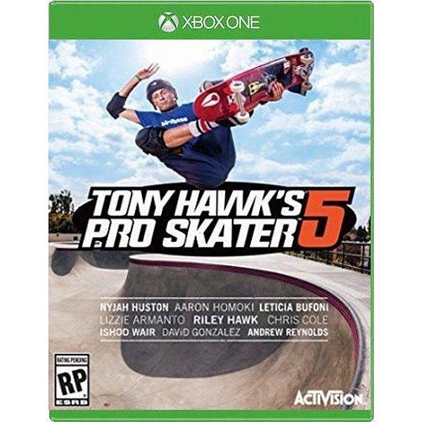 Jogo Tony Hawk Pro Skater 5 - Xbox One