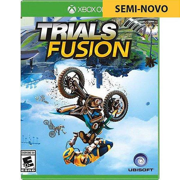 Jogo Trials Fusion - Xbox One Seminovo
