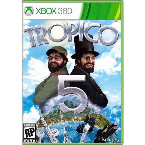 Jogo Tropico 5 - Xbox 360 Seminovo
