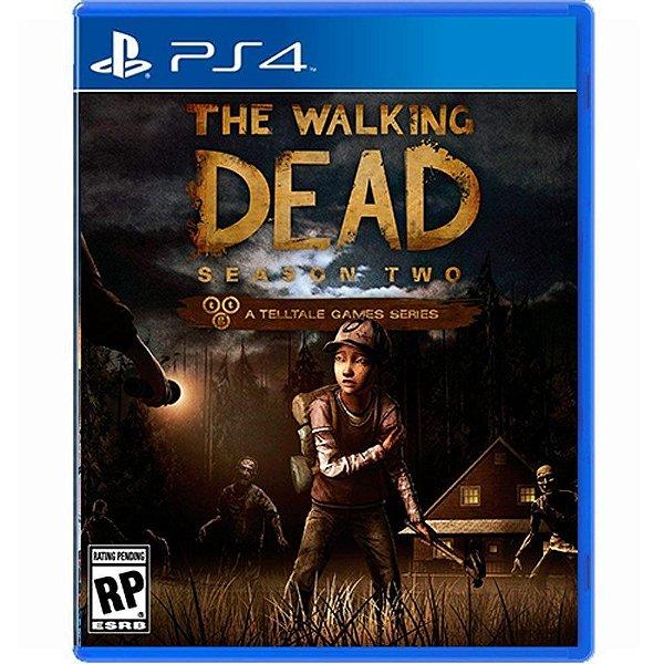 Jogo The Walking Dead Season 2 - PS4