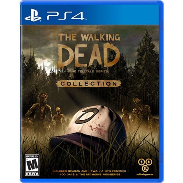 Jogo The Walking Dead The Telltale Series Collection - PS4