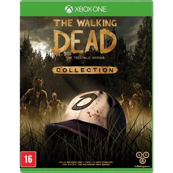 Jogo The Walking Dead The Telltale Series Collection - Xbox One