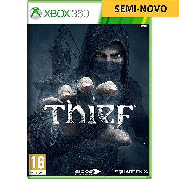 Jogo Thief - Xbox 360 (Seminovo)