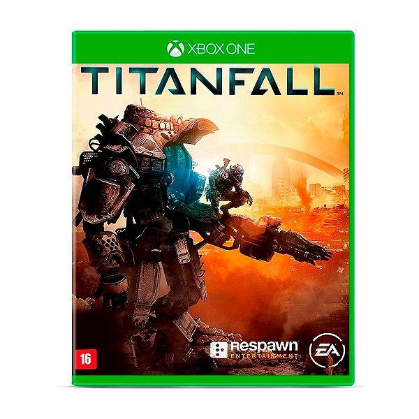 Jogo Titanfall - Xbox One Seminovo