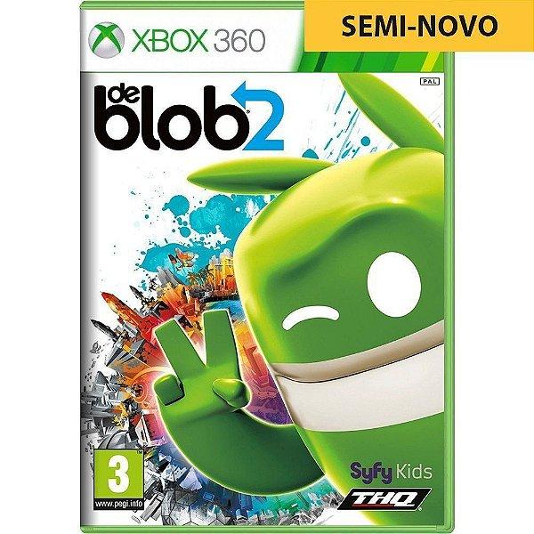 Jogo The Blob 2 - Xbox 360 (Seminovo)
