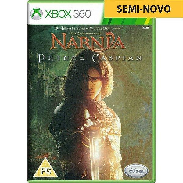 Jogo The Chronicles of Narnia Prince Caspian - Xbox 360 (Seminovo)