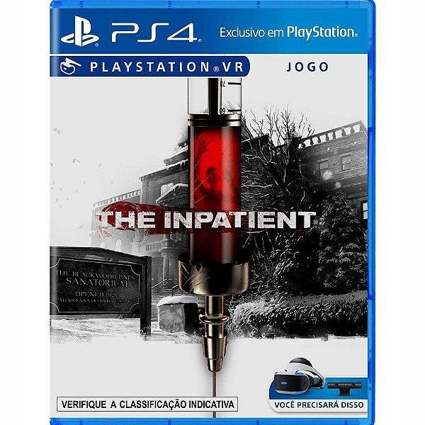 Jogo The Inpatient VR - PS4