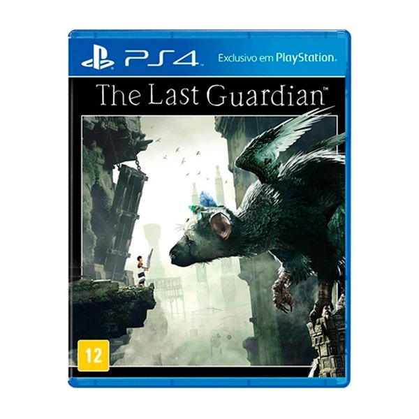 Jogo The Last Guardian - PS4 Seminovo