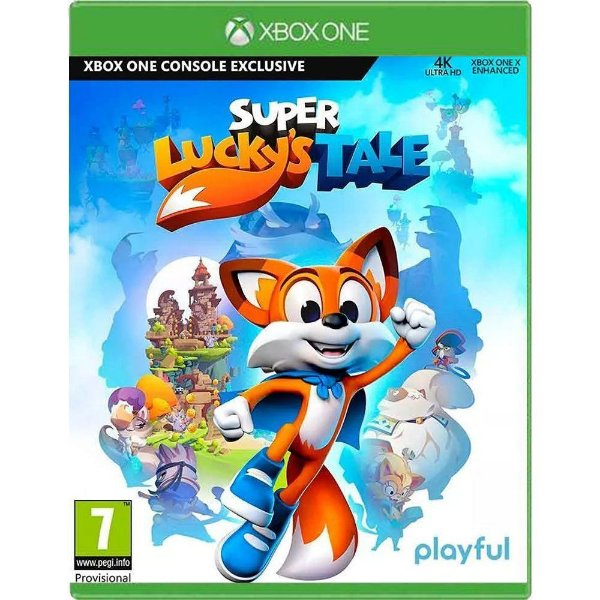 Jogo Super Luckys Tale - Xbox One