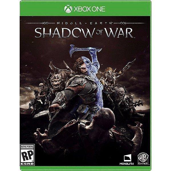 Jogo Terra-Média Sombras da Guerra - Xbox One