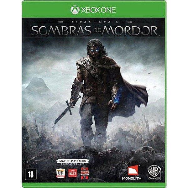 Jogo Terra-Média Sombras de Mordor - Xbox One