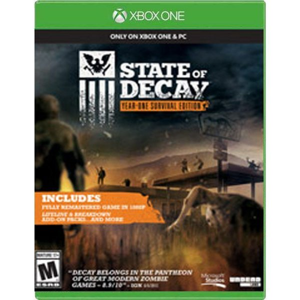 Jogo State of Decay - Xbox One