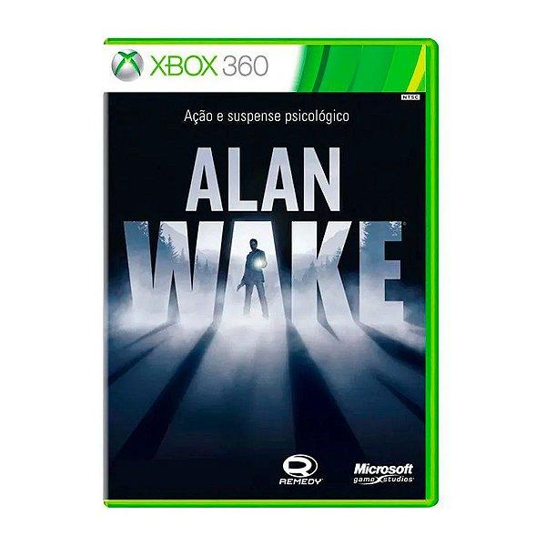 Jogo Alan Wake - Xbox 360 Seminovo