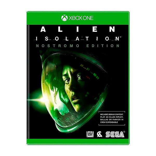 Jogo Alien Isolation - Xbox One Seminovo