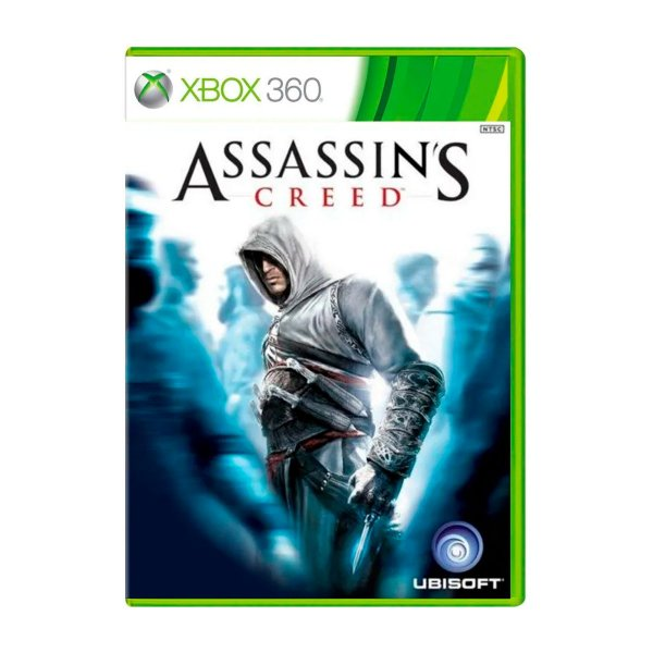 Jogo AssassinS Creed - Xbox 360 (Seminovo)