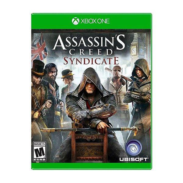 Jogo AssassinS Creed Syndicate - Xbox One