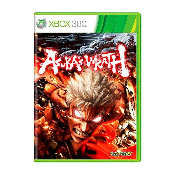 Jogo Asuras Wrath - Xbox 360 Seminovo