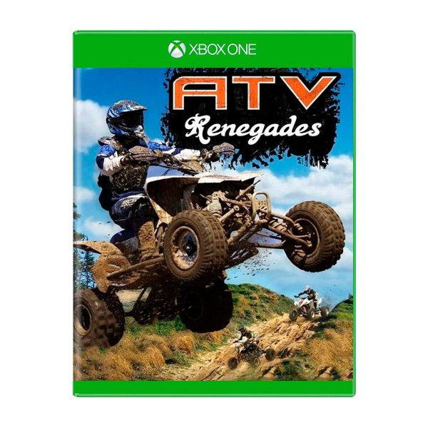Jogo ATV Renegades - Xbox One