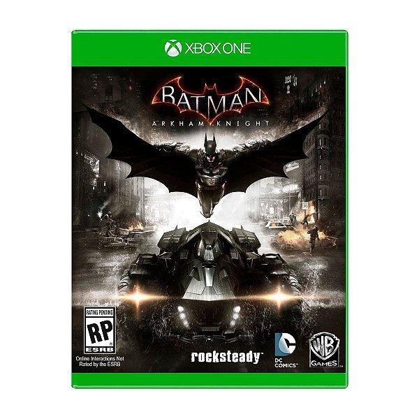 Jogo Batman Arkham Knight - Xbox One