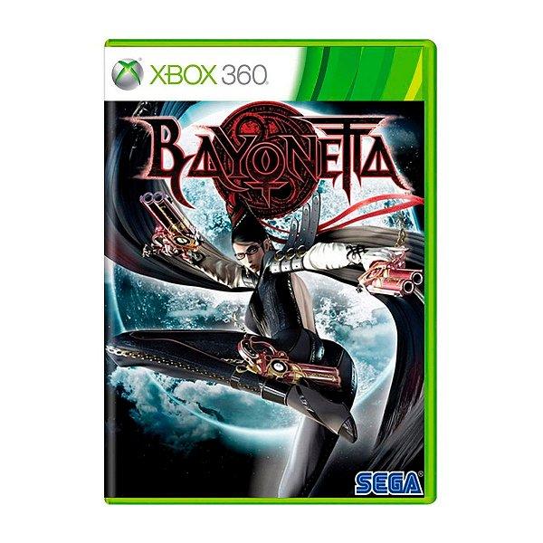 Jogo Bayonetta - Xbox 360 (Seminovo)