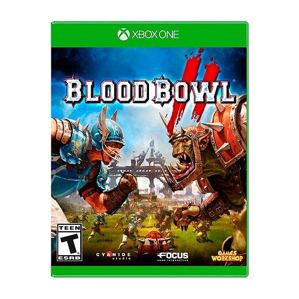 Jogo Blood Bowl II - Xbox One