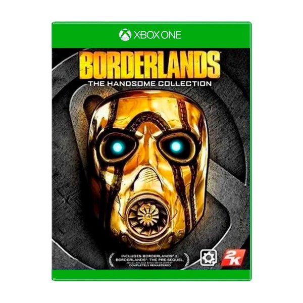 Jogo Borderlands The Handsome Collection - Xbox One