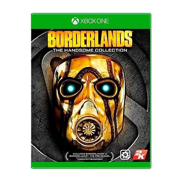 Jogo Borderlands The Handsome Collection - Xbox One Seminovo