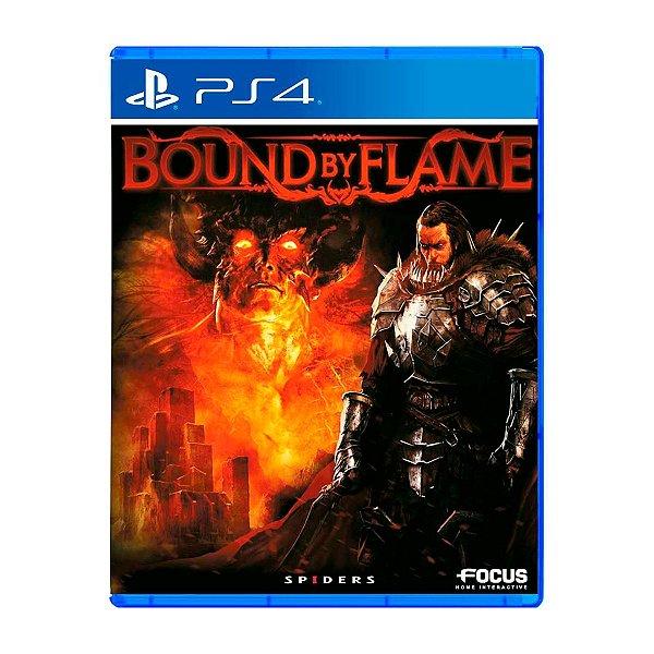 Jogo Bound by Flame - PS4 Seminovo