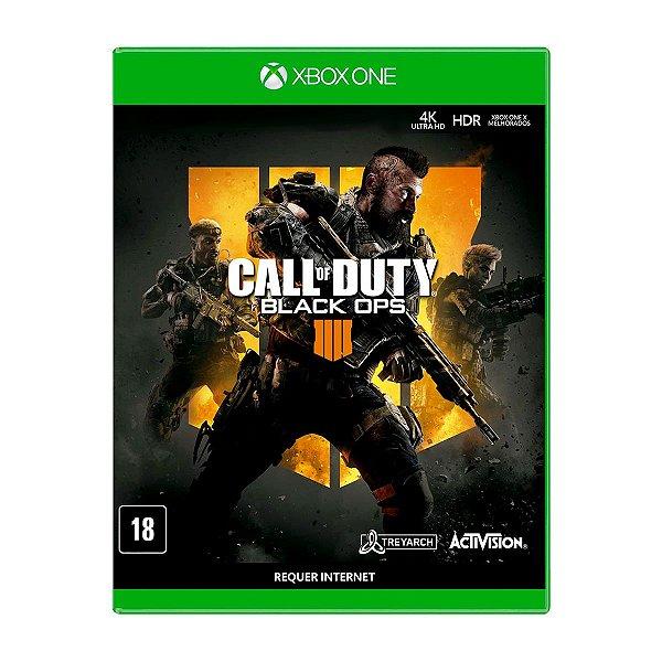 Jogo Call of Duty Black Ops 4  - Xbox One