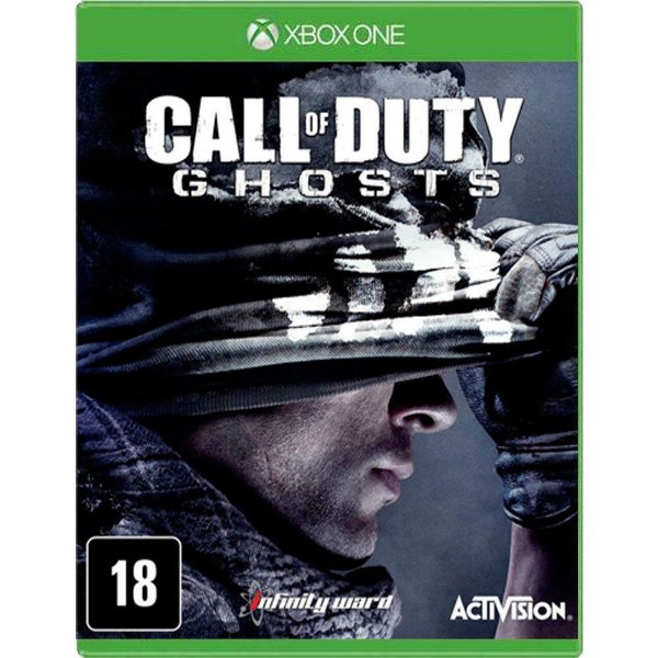 Jogo Call of Duty Ghosts - Xbox One
