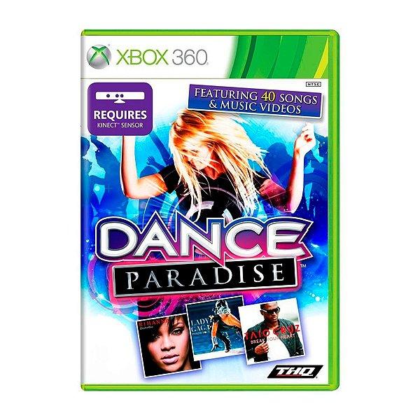 Jogo Dance Paradise - Xbox 360 Seminovo