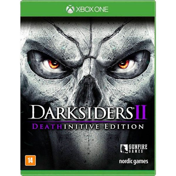 Jogo Darksiders II - Deathinitive Edition - Xbox One